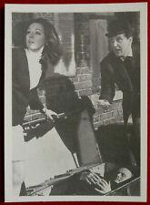 THE AVENGERS - Card #74 - MURDER - FIRST CLASS - Cornerstone 1992