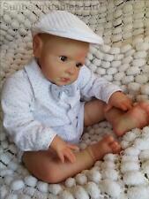 EXQUISITE REBORN DOLL TODDLER BOY BOUNTIFUL BABY ROWAN BY DAN AT SUNBEAMBABIES .