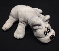Pound Puppies Grey Stuffed Animal