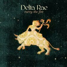 Delta Rae - Carry the Fire CD NEW