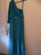 Monsoon Dress Size 10, One Shoulder, Brand New.maxi Dress/long/party Dress