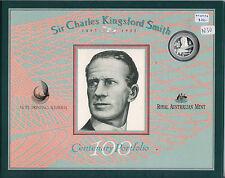 1997 Sir Charles Kingsford Smith Centenary Portfolio - No. 3910