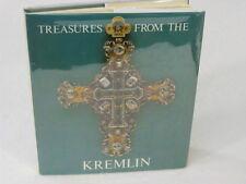 John P. O'Neill (ed.) TREASURES FROM THE KREMLIN M.E.T. c. 1979 HC/DJ
