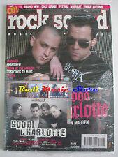 rivista ROCK SOUND 106/2007 +CD Good Charlotte + POSTER Killswitch/My Chemical..
