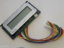 Hitachi LCD Display LM016L LM016 2 Line 16 Characters HD44780 Built In  Loc= 802