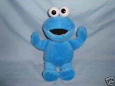 Cookie Monster Plush 2002 Mattel Fisher Price Sesame Street