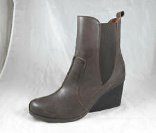 Elegant New $228 MAX STUDIO IDOL  Wedge Chelsea Boots Women's Size 8 1/2 M