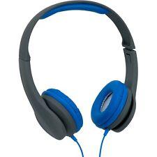 ONN Extra Bass Headphones Padded Adjustable Headband Ear Cushion 3.5mm Stereo Dm