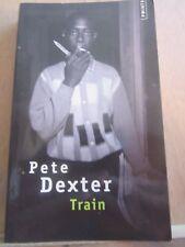 Pete Dexter: Train/ Points, 2006
