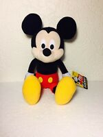 Disney Licensed Mickey Mouse Soft Plush Toy 13.4""