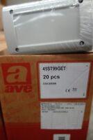 Schneider Thalassa NSYPLM32 Polymer Enclosure Cabinet Box IP66 Case 310x215x160