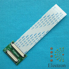 50 Pin to 40 Pin ZIF 0.5mm TTL Connector Adapter Board For EJ070 EJ080NA LCD