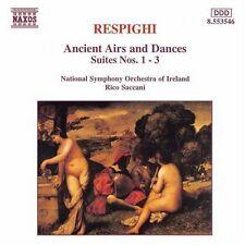 Rico Saccani, O. Res - Ancient Airs & Dances [New CD]