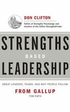 Strengths Based Leadership (Compact Disc)