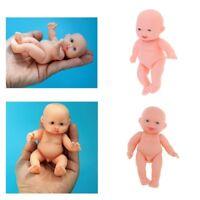 2PCS 4 INCH LIFELIKE BABY DOLLS TWINS - MADE BY SAFE FRIENDLY VINYL