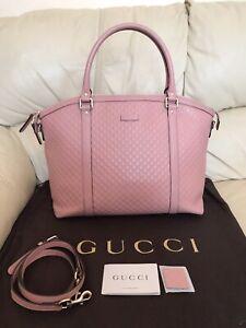 Gucci Handbag, GG Micro Guccisima, Tote, Crossbody, 100% Authentic, RRP £1200