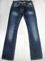 Jean REPLAY 524 W26  L32  Taille 36 coupe droite TBE straight