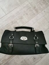 Menarys Tom and Eva Paris women black handbag shoulder Bag BNWT