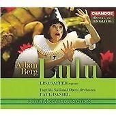 Berg - Lulu [Opera in English] (3CDs) (2006) Saffer ENO Paul Daniel