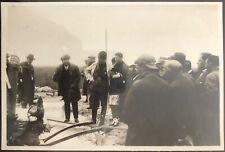 Il Duce Benito Mussolini visita le colonie in Africa foto Aula & Bragoni Milano