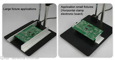 PCB Circuit Board Clamp Bracket Holder For Repair Platform & Soldering Station