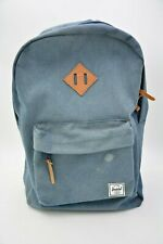 Herschel Supply Co Heritage Canvas Washed Navy One Size Used