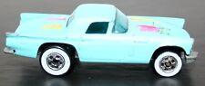 1977 Mattel Hot Wheels 57 1957 T-BIRD Ford Thunderbird car