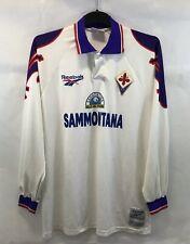 Fiorentina L/S Away Football Shirt 1995/96 Adults XL Reebok A100