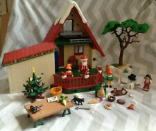 Playmobil spares bundle Christmas themed   (will combine postage where i can)
