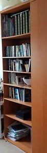 Large IKEA Bonde Used Bookcase