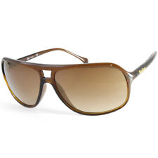 G By Guess GG2056 Brown Transparent/Brown Gradient Men's Aviation Sunglasses