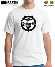 R 0250 SCOOTER T-shirt for vespa and Piaggio fans moto italy UK Mods Tee Fashion