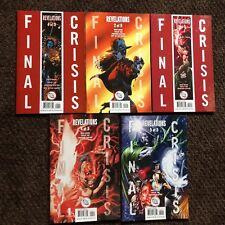 Final Crisis: Revelations Complete Series # 1 - 5 DC 2008