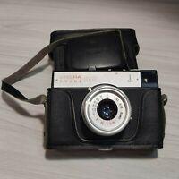 Vintage USSR Camera SMENA 8M  LOMO  35mm compact film camera with case