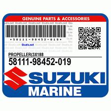ELICA SUZUKI 58111-98452-019