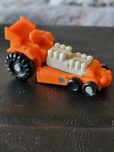 Vintage 1990 Transformers Micro Masters Trip Up Car