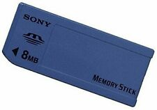 Genuine Sony 8MB Memory Stick MemoryStick MSA-8A for Sony Camera