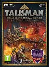 Talisman Collector's Digital Edition (PC-DVD) BRAND NEW SEALED