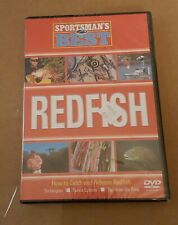 Sportsmans Best Redfish Dvd- New in original plastic wrap