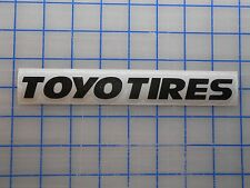 "Toyo Tires Decal 15"" 19"" 23"" Open Country Proxes R888 AT2 Mud 15 16 17 18 20 22"