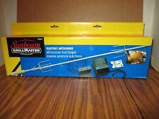 BRAND NEW 1999 SUNBEAM GRILLMASTER SERIES ELECTRIC ROTISSERIE
