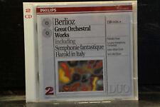 H. BERLIOZ-Great Orchestral Works/Colin Davis 2 CD