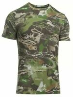 NEW Under Armour Camo Early Season Mens Size M 3XL Hunting S/S Shirt 1298961-943