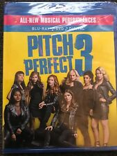 Pitch Perfect 3 ( Blu Ray + DVD + Digital)  ***NEW. SEALED***