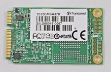 Transcend 32GB mSATA mini - PCI-E SSD Solid State Drive Dell HP