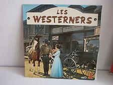 LES WESTERNERS Un homme un cheval un pistolet ... 20815
