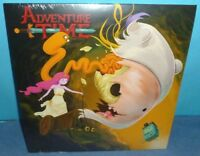 "Mondo Adventure Time Limited 7"" LP Vinyl Soundtrack Record SDCC 2018 Exclusive"