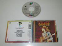 Bob Marley And The Wailers / Live !( Tuff Gong-Island 258 129) CD Album