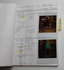 Growing Pains * 1992 Costume Designer's TV Script, PICTURES of LEONARDO DiCAPRIO