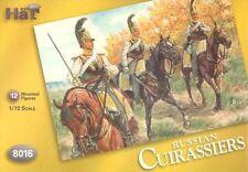 BL HaT Napoleonic Era Russian Cuirassiers Figures (12 Mounted) 1/72 8016 St